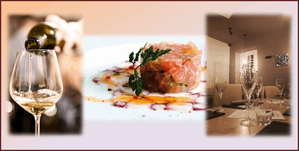 L'Arte del Crudo | Chef per un giorno