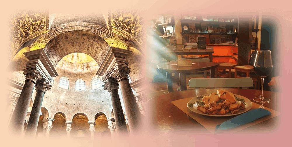 Mosaici di storia, di arte e di vino – Visita storico-archeologica, brunch e degustazione