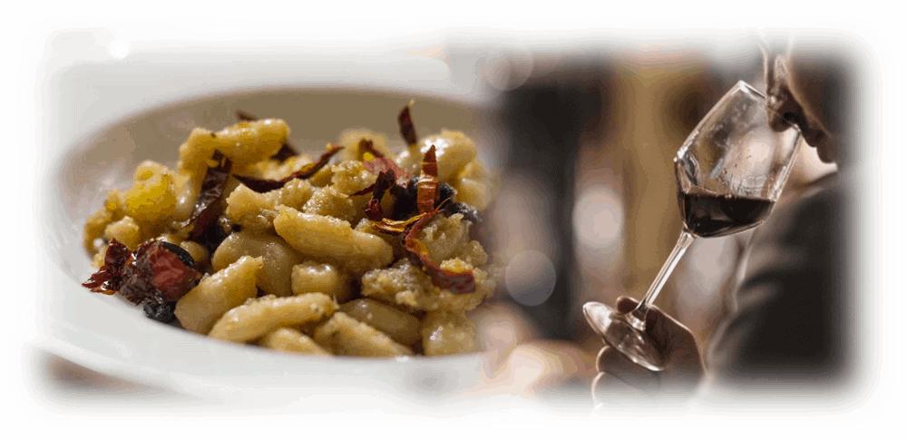 """""""Sfumature appassionate di Nero"""" – L'arte del vino incontra la poesia della cucina – Cena e degustazione"""