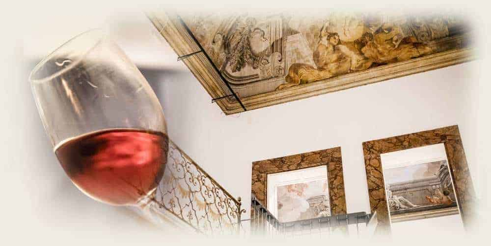 "Art, Music & Wine ""Calici di Passione"""