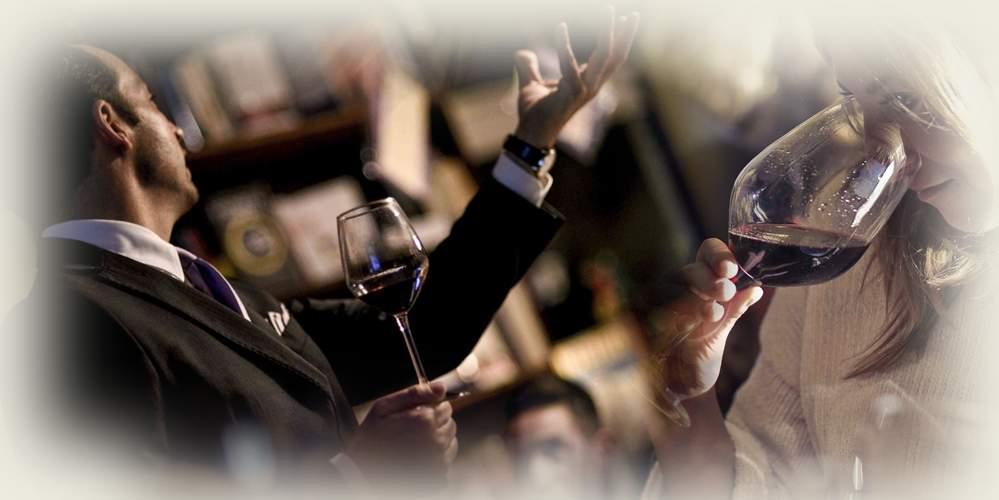 Corsi e degustazioni di vino
