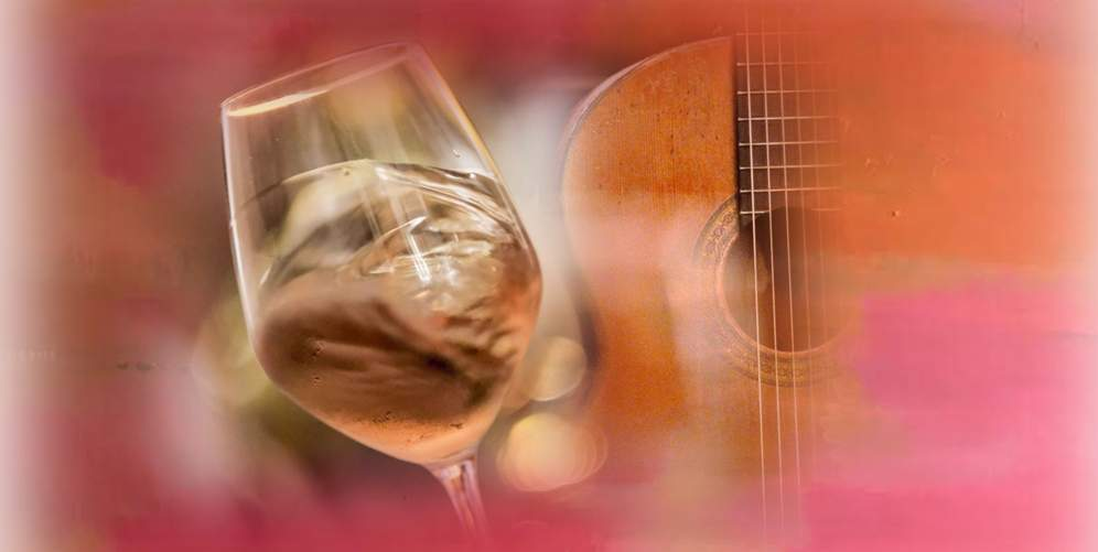 """La Notte del Rosè""- Art, Music & Wine"