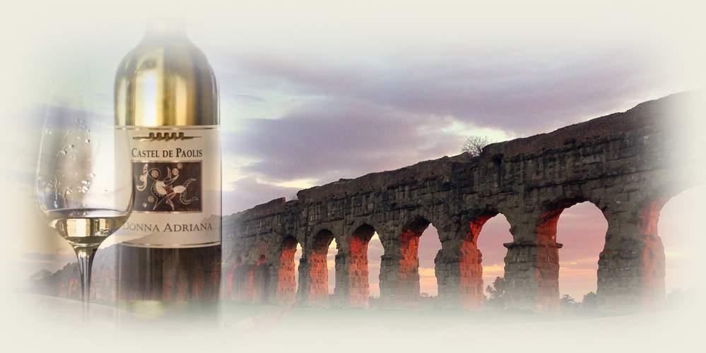 """""""Sotto le stelle di Roma"""" – Cena e degustazione"""