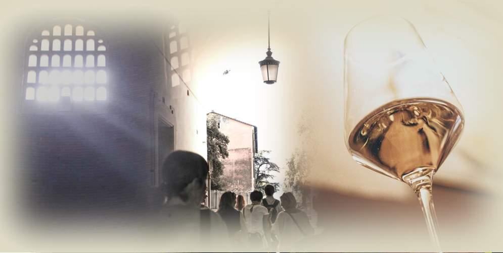"""Tour culturale e degustazione """"Chiostri e Cortili di Roma"""""""