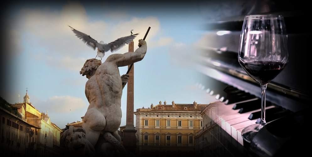 """Tour culturale e degustazione """"Bernini vs Borromini"""""""
