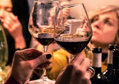 Corso L'Italia del vino a Roma