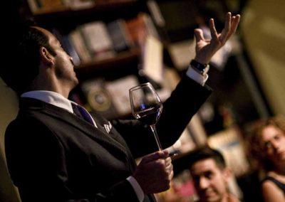 Daniele Graziano - Corso di degustazione di Vini a Roma