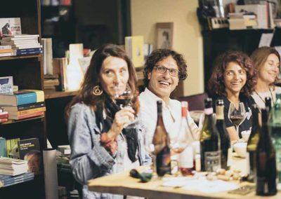 Serata corso di degustazione di Vino a Roma