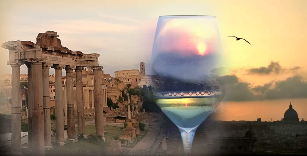 """""""Tramonto sui Fori Imperiali"""" Tour e degustazione"""
