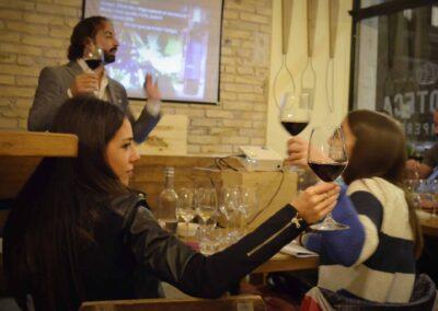 l'italia del vino - avvicinamento al vino italiano