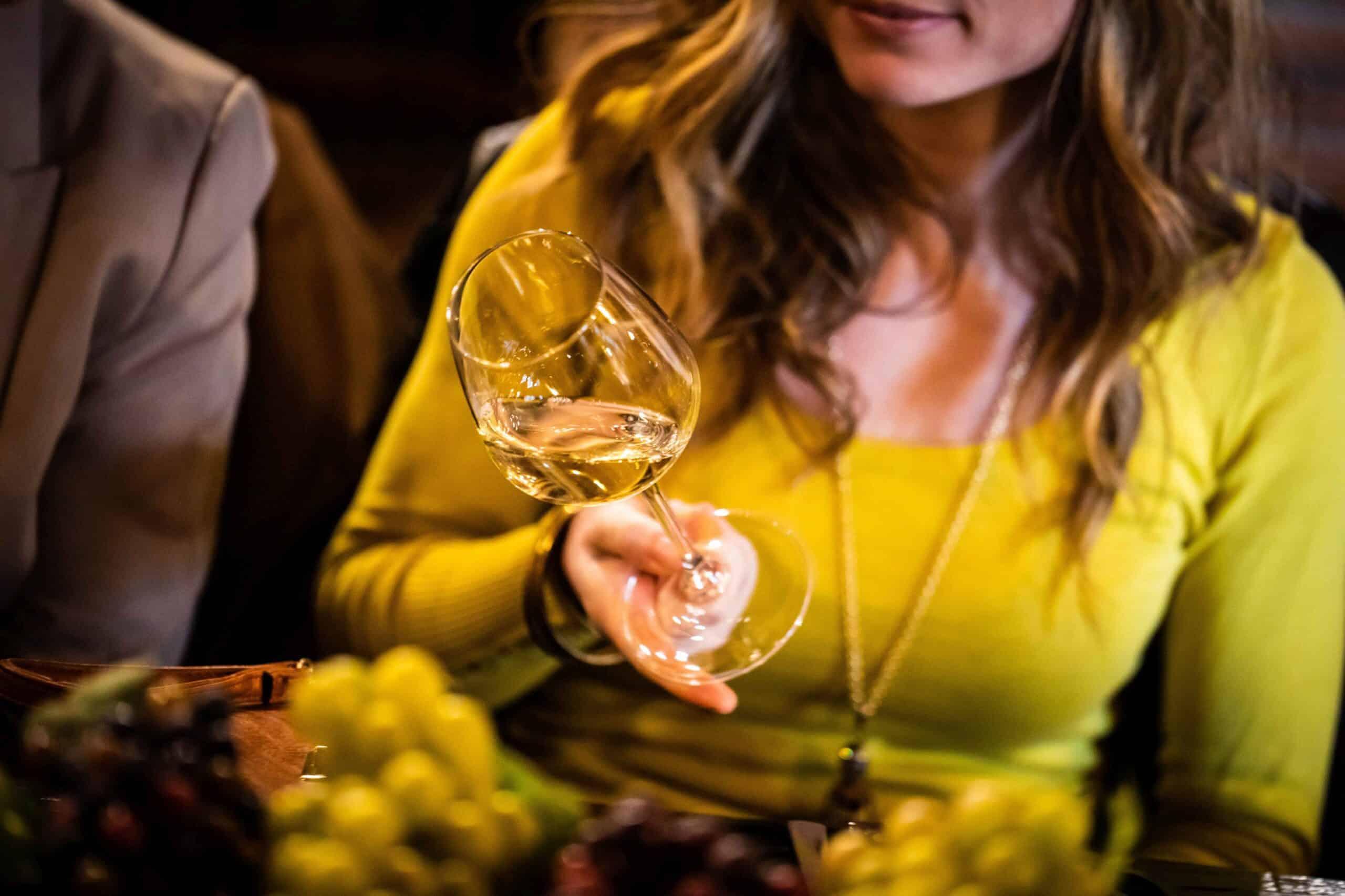 avvicinamento al vino italiano