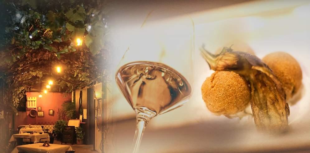 """Cena e degustazione """"Un viaggio nel gusto"""""""