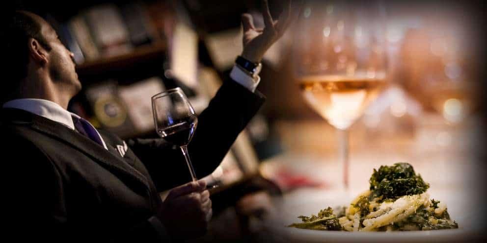 Corso sull'abbinamento fra cibo e vino