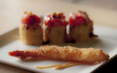 Aperitivo e degustazione – Sushi & Vino