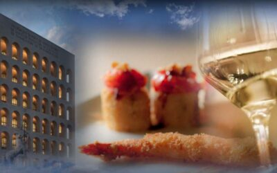 """Tour, aperitivo, pranzo e degustazione """"Sushi e Vino, il fascino dell'Eur"""""""