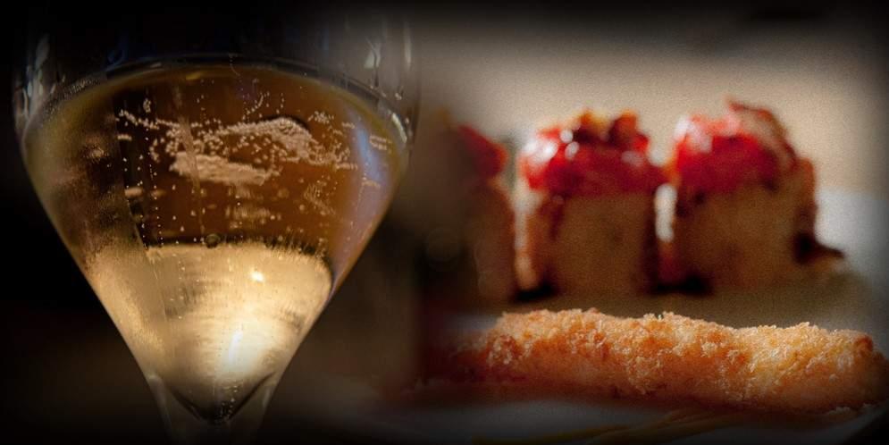 """Cena e degustazione """"Sushi, Bollicine…e tanta passione"""""""