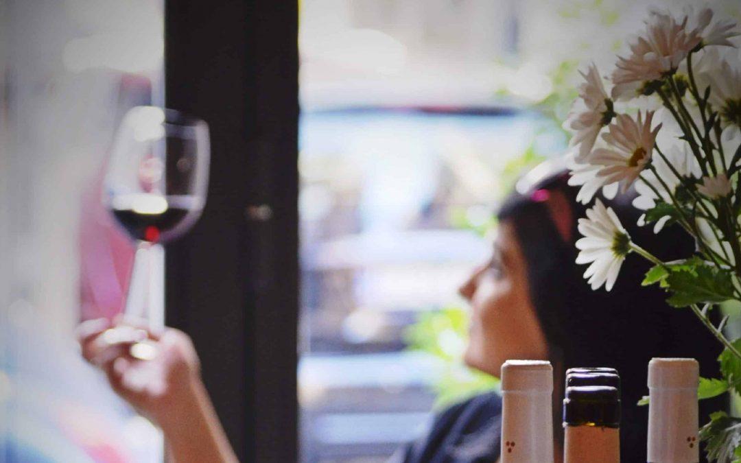 """Corso di avvicinamento al vino """"Avvicinarsi al vino"""""""
