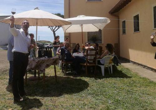 Il Senso della Terra, Visita e Pranzo in Vigna - SAN (32)