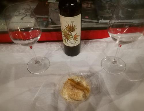 L'Arte dell'Intensità, Vino e Tartufi (1)