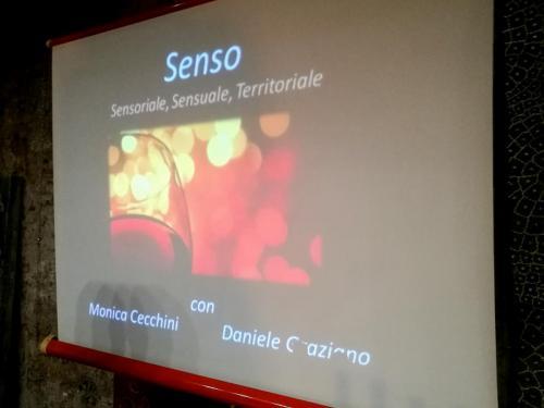 Senso - Sensoriale, Sensuale, Territoriale (5)
