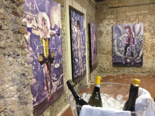 Vernissage, Art & Wine (8)